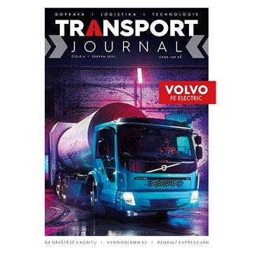 TRANSPORT Journal - 6/2021 - Elektronický časopis