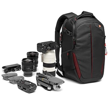 Manfrotto Pro Light backpack RedBee-110 for CSC - - Fotobatoh