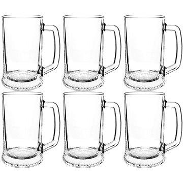 Arcoroc Dresden pivní sklo čiré 33 cl 6 ks - Sklenice na pivo