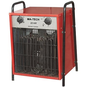 MA-TECH Elektrické topidlo 22 kW - Topidlo