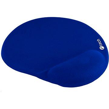 C-TECH MPG-03 modrá - Podložka pod myš