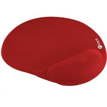 C-TECH MPG-03 červená - Podložka pod myš