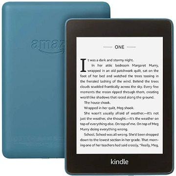 Amazon Kindle Paperwhite 4 2018 (32GB) modrý - Elektronická čtečka knih