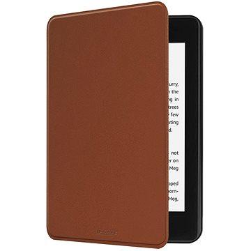 B-SAFE Lock 1265, pro Amazon Kindle Paperwhite 4 (2018), hnědé - Pouzdro na čtečku knih