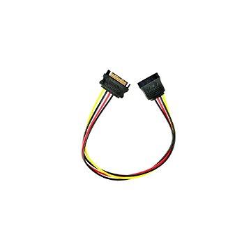 Gembird Cableexpert SATA prodloužení napájení 0.3m - Napájecí kabel