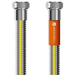"""MERABELL Gas Profi G1/2""""-G1/2"""", 125cm - Hadice na plyn"""