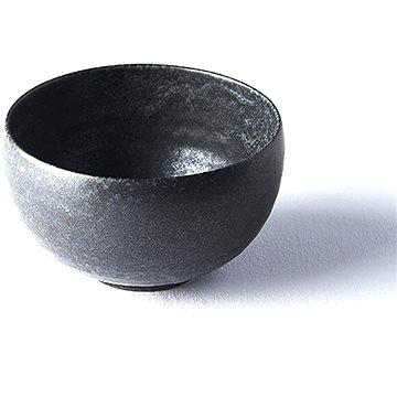 Made In Japan Malá miska černá 13 cm 600 ml - Miska