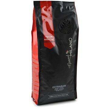 Miko Grandmilano EXTRABAR 100% arabica zrnková káva 1kg - Káva