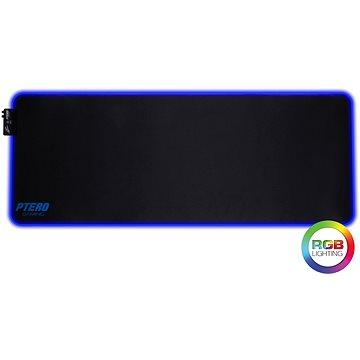 EVOLVEO PTERO GPX200 XL RGB - Herní podložka pod myš