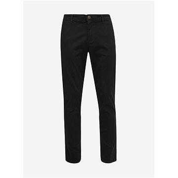 Jack & Jones Černé chino kalhoty Marco S 30/32 - Kalhoty