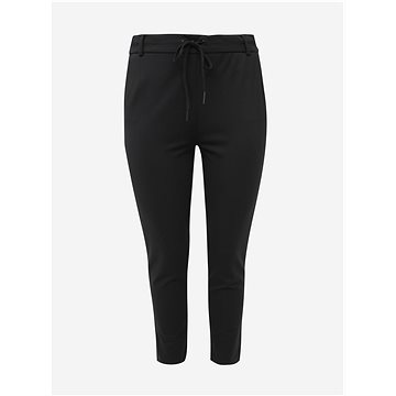 ONLY CARMAKOMA Černé kalhoty L  - Kalhoty