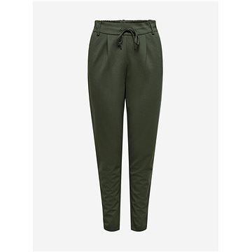 ONLY Zelené kalhoty Poptrash M  - Kalhoty