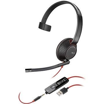 Plantronics Blackwire 5210, USB-A - Sluchátka