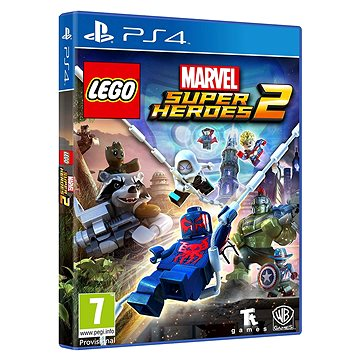LEGO Marvel Super Heroes 2 - PS4 - Hra na konzoli