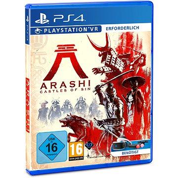 Arashi: Castles of Sin - PS4 VR - Hra na konzoli