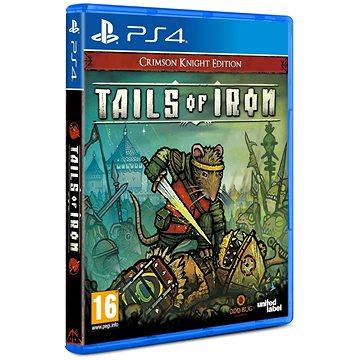 Tails of Iron – Crimson Knight Edition - PS4 - Hra na konzoli