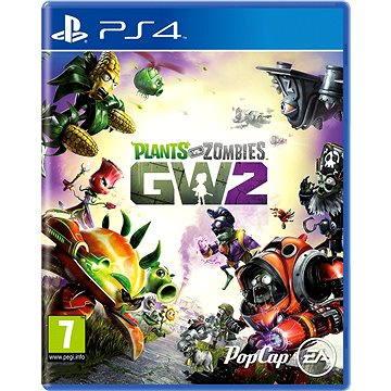 Plants vs Zombies: Garden Warfare 2 - PS4 - Hra na konzoli