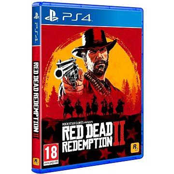 Red Dead Redemption 2  - PS4 - Hra na konzoli