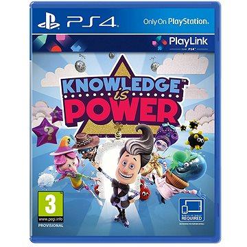 Knowledge is Power - PS4 - Hra na konzoli