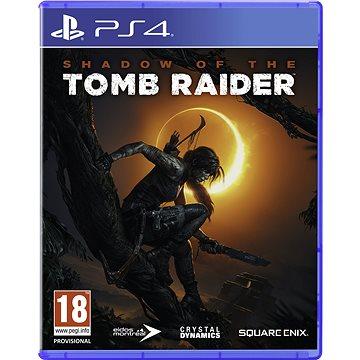 Shadow of the Tomb Raider - PS4 - Hra na konzoli