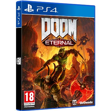 Doom Eternal - PS4 - Hra na konzoli