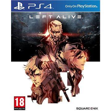 Left Alive - PS4 - Hra na konzoli
