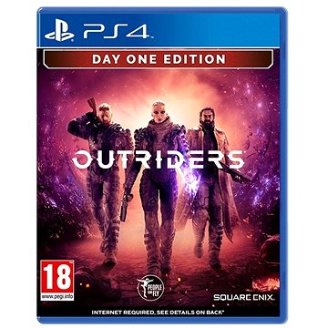 Outriders: Day One Edition - PS4 - Hra na konzoli