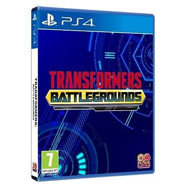 Transformers: Battlegrounds - PS4 - Hra na konzoli