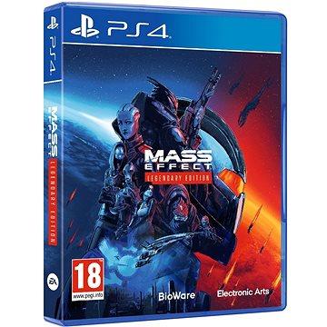 Mass Effect: Legendary Edition - PS4 - Hra na konzoli