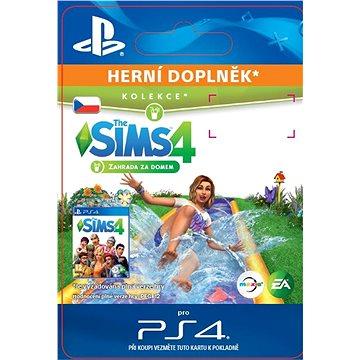 The Sims 4 Backyard Stuff - PS4 CZ Digital - Herní doplněk