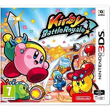 Kirby Battle Royale  - Nintendo 3DS - Hra na konzoli