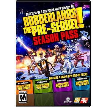 Borderlands The Pre-Sequel Season Pass (MAC) - Herní doplněk