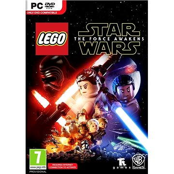 LEGO Star Wars: The Force Awakens - Deluxe Edition (PC) DIGITAL - Hra na PC