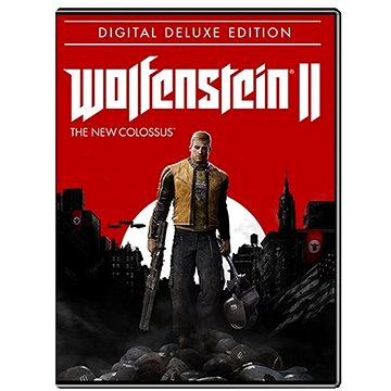 Wolfenstein II: The New Colossus Digital Deluxe Edition (PC) DIGITAL - Hra na PC