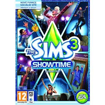 The Sims 3: Showtime (PC) DIGITAL - Herní doplněk
