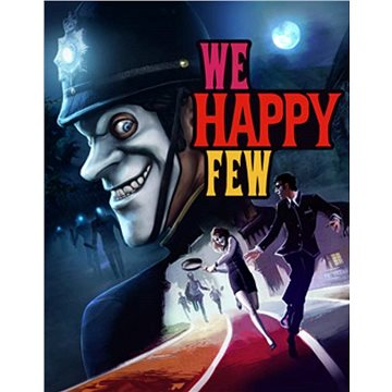 We Happy Few (PC) DIGITAL - Hra na PC