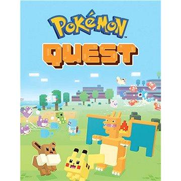 Pokémon Quest - Scattershot Stone - Nintendo Switch Digital - Herní doplněk