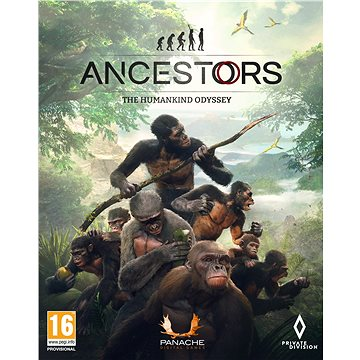 Ancestors: The Humankind Odyssey (PC) Steam - Hra na PC