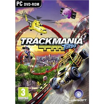 Trackmania Turbo - PC DIGITAl - Hra na PC