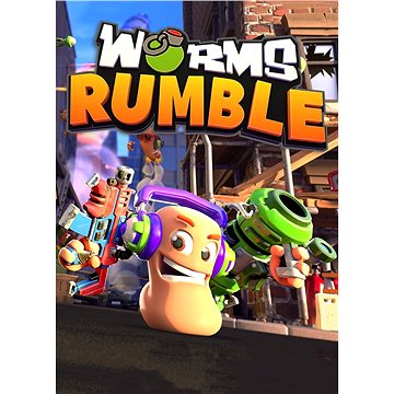 Worms Rumble - PC DIGITAL - Hra na PC