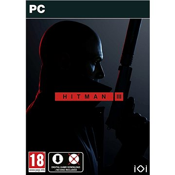 Hitman 3 - PC DIGITAL - Hra na PC