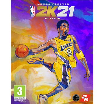 NBA 2K21: Mamba Forever Edition - PC DIGITAL - Hra na PC