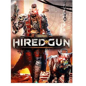 Necromunda: Hired Gun - PC DIGITAL - Hra na PC
