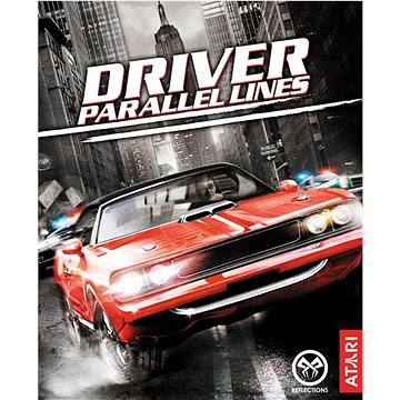 Driver Parallel Lines - PC DIGITAL - Hra na PC
