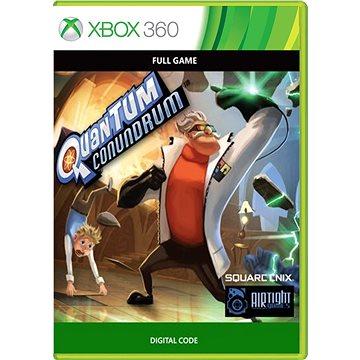 Quantum Conundrum - Xbox 360 DIGITAL - Hra na konzoli