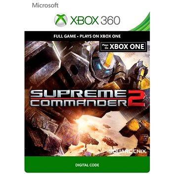 Supreme Commander 2 - Xbox 360 Digital - Hra na konzoli
