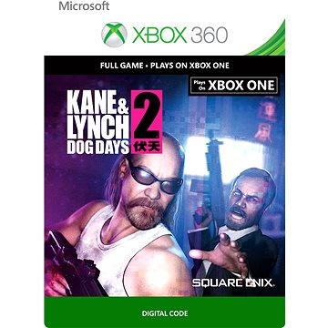 Kane & Lynch 2 - Xbox 360 Digital - Hra na konzoli