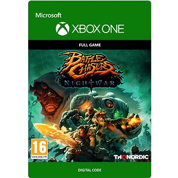 Battle Chasers: Nightwar - Xbox Digital - Hra na konzoli