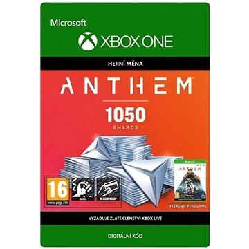 Anthem: 1050 Shards Pack - Xbox Digital - Herní doplněk