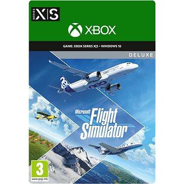 Microsoft Flight Simulator - Deluxe Edition - Windows 10 Digital - Hra na PC
